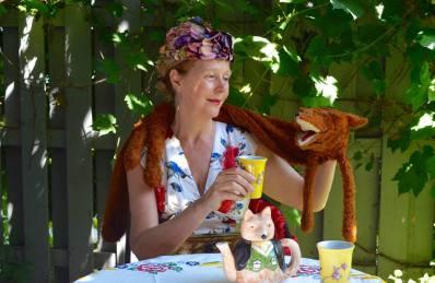 Jaqueline Van de Geer - Les visites du renard