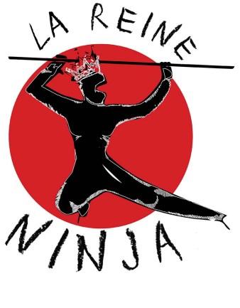 La Reine Ninja - Arène Ninja : improvisation