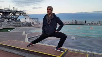 Olivier Caron-Brisebois - Yoga Danga